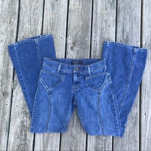 American Eagle Outfitters flair jeans